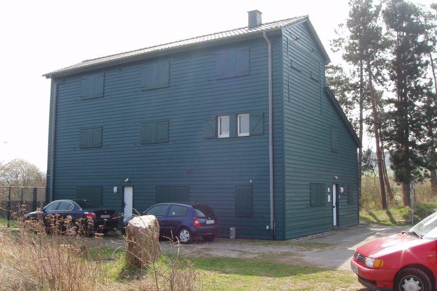 """Teichmann-Haus an der Natur- und Umweltstation Bad Münstereifel """"Grube Toni"""""""