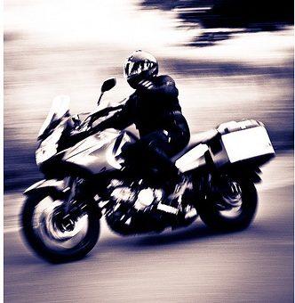 """""""biker"""" von XsomniumX bei FlickR (CC BY-NC-SA 2.0)"""