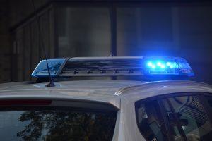 Sicherheit, Polizei, Blaulicht
