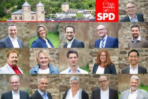 Bilder der Ratskandidaten